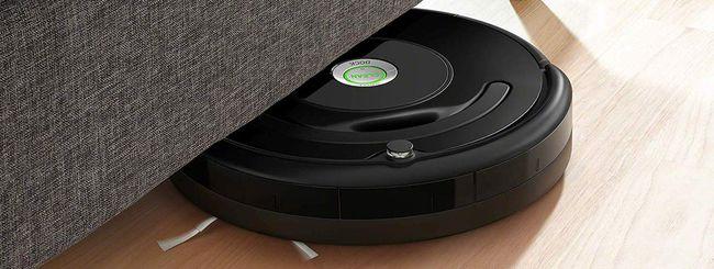 Roomba, iRobot sviluppa versione con le braccia
