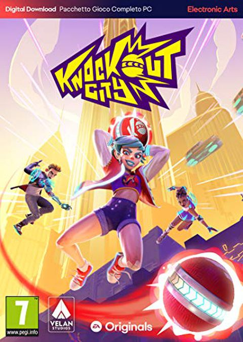 Knockout City - Block Party Edition (Codice Origin per PC)