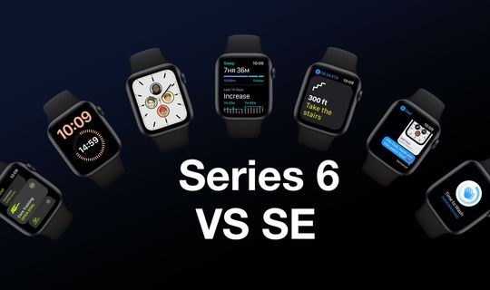 Apple Watch Series 6 VS. SE: Somiglianze & Differenze