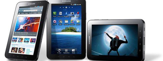 Recensione Samsung Galaxy Tab, tablet Android 2.2