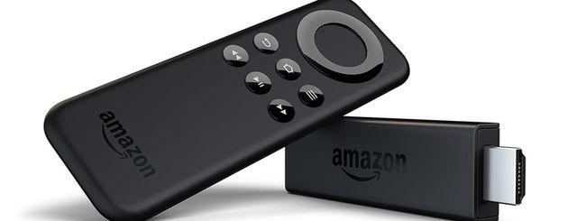 Fire Stick TV in offerta a 29 euro con Amazon Prime