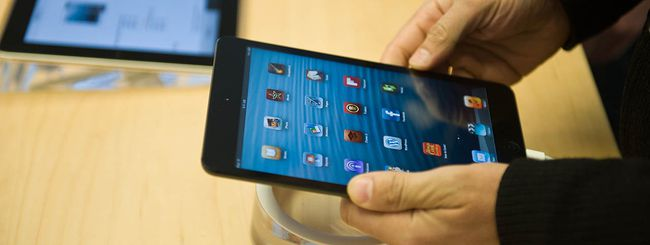iPad Mini Retina: nuova versione anche oro
