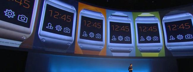 Samsung Galaxy Gear, lo smartwatch con fotocamera
