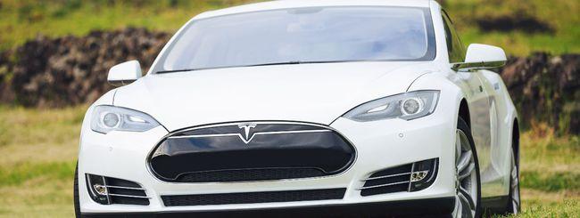 Tesla, arriva il nuovo autopilot per Model S e X