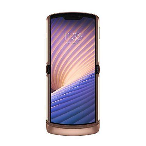 Motorola RAZR 5G (display flessibile 6.2″, display esterno quick view 2.7″, 5G, fotocamera 48 MP)