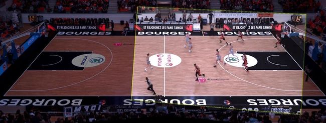 Intel e Keemotion per l'AI nel basket