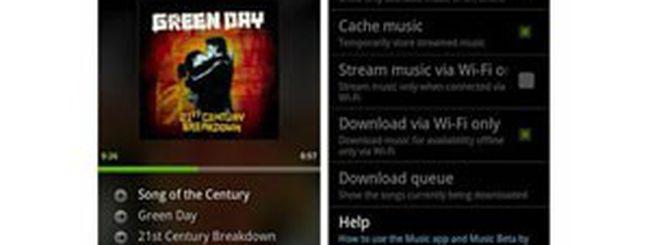 Google: la musica sbarca sulla nuvola