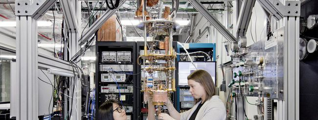 IBM venderà computer quantistici universali