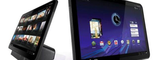 Aggiornamento software per il Motorola Xoom