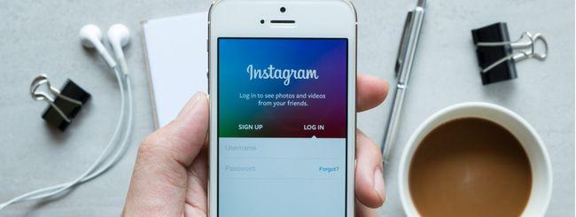 Instagram, rubati i dati degli account verificati