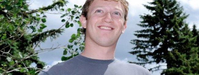 Un bug di Facebook rende pubbliche tutte le foto di Mark Zuckerberg