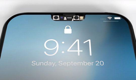 iPhone 13, il Notch diventa più piccolo