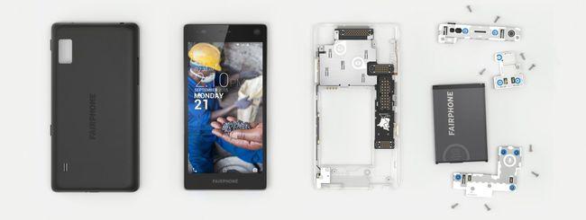 Fairphone 2, smartphone resistente e modulare