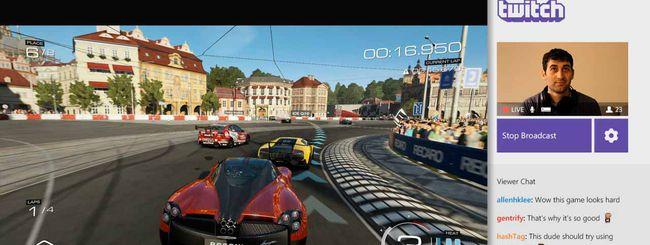Microsoft annuncia Twitch per Xbox One