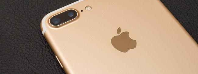 iPhone 7S: dimensioni maggiori rispetto a iPhone 7
