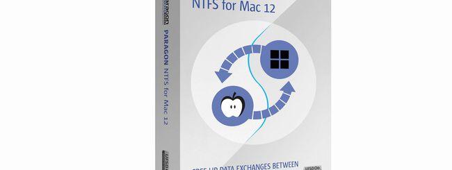 Paragon NTFS per Mac, gratis per gli utenti fino a OS X 10.10