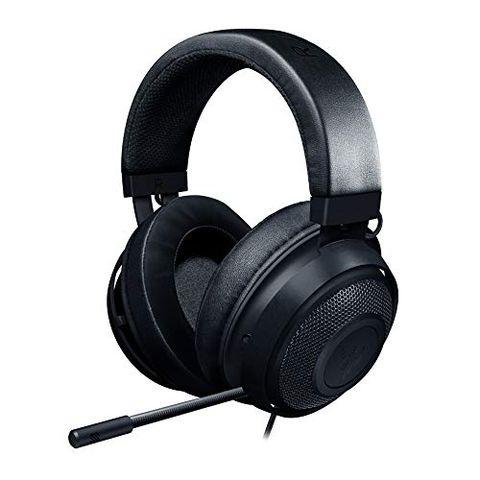 Razer Kraken Gaming Headset (Cavo Audio da 3.5 mm con controlli su filo, Nero)