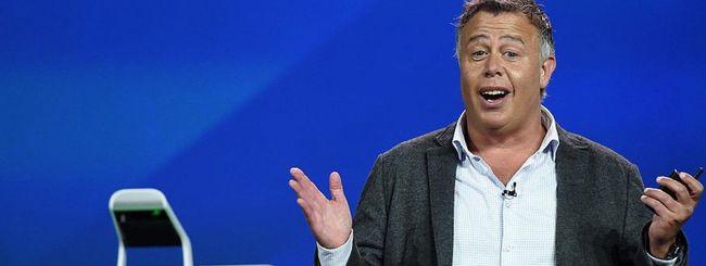 Il CEO di HP, Dion Weisler, si dimette