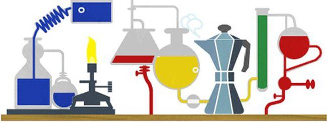 Google omaggia il chimico Robert Bunsen