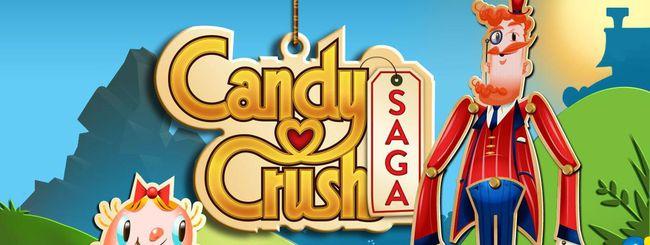 Facebook mette freno agli inviti di Candy Crush