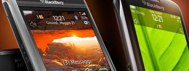 BlackBerry: app gratuite per cercare il perdono