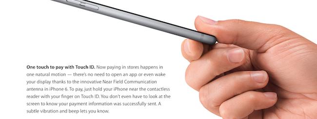 Apple Pay: Apple trattiene lo 0,15% sulle transazioni da iPhone