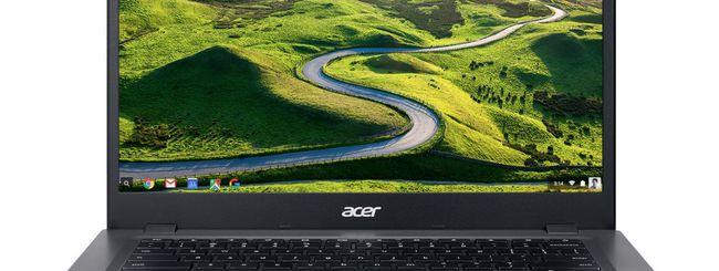 Acer Chromebook 14 for Work: potente e robusto