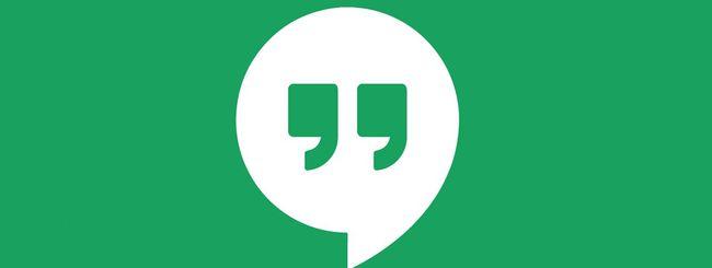 Hangouts Meet: gratis le funzionalità premium