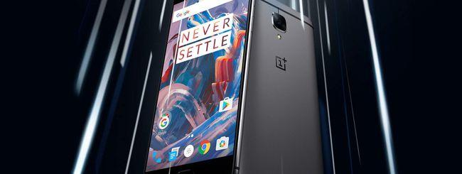 OnePlus 3, super smartphone a 399 euro