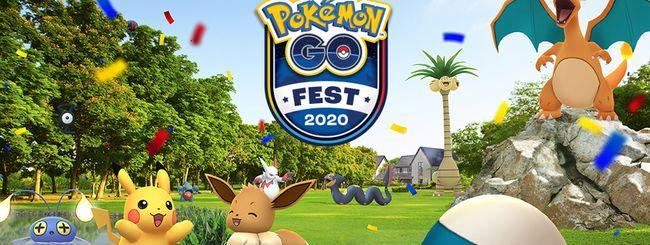 Pokémon Go Fest, in vendita i biglietti per l'evento online