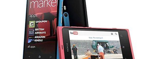 Nokia Lumia 800, obiettivo LTE