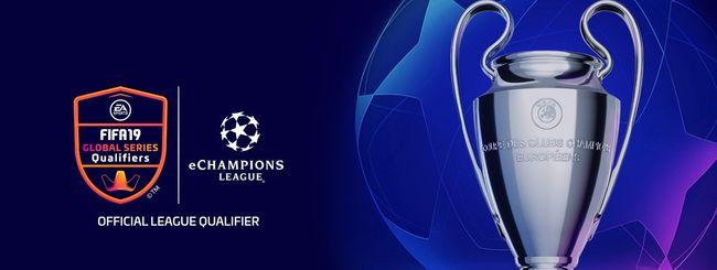 Fifa sempre più eSport: ecco la eChampions League