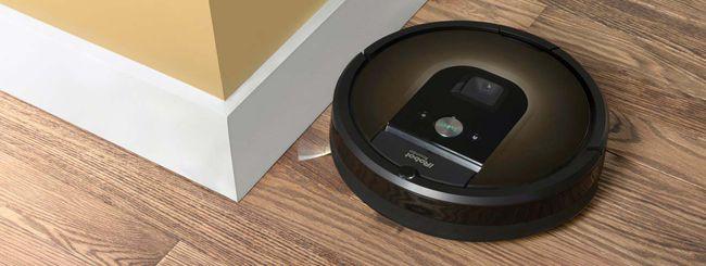 iRobot Roomba mapperà il WiFi di casa