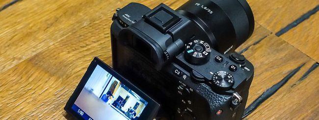 Sony a7R II provata in anteprima