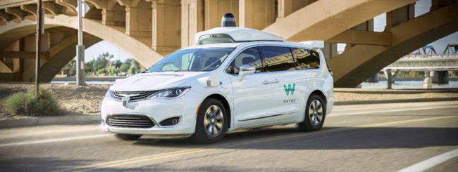 Waymo One, servizio di robotaxi a guida autonoma