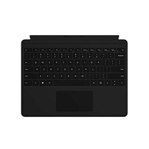 Microsoft Surface Pro X Tastiera, Nero