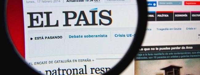 Google News in Spagna: primi effetti dello stop