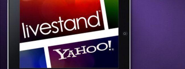 Yahoo Livestand, l'informazione si fa tablet
