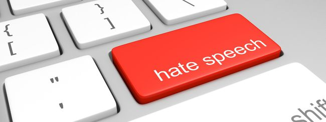 Facebook spiega l'hate speech