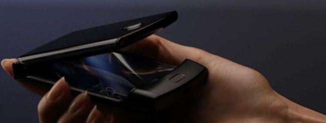 Motorola Razr, a settembre una versione con 5G?