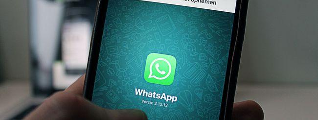 WhatsApp nuova beta: torna anche una vecchia funzione