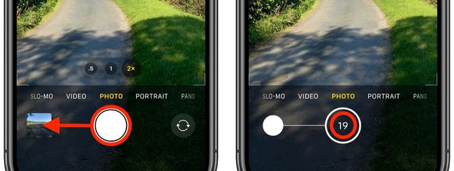 iPhone 11 & 11 Pro: Come scattare Sequenze di Foto