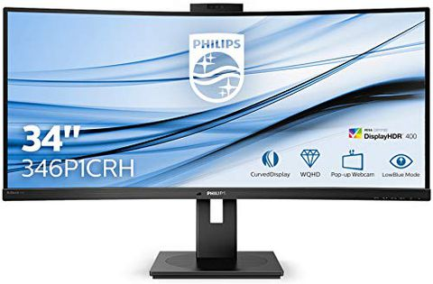 Philips 346P1CRH - Monitor curvo da 83 cm