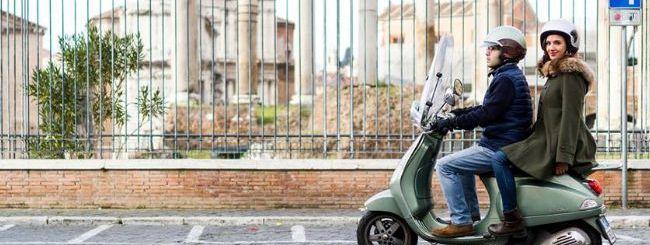 Scooterino: il passaggio si chiede con l'app