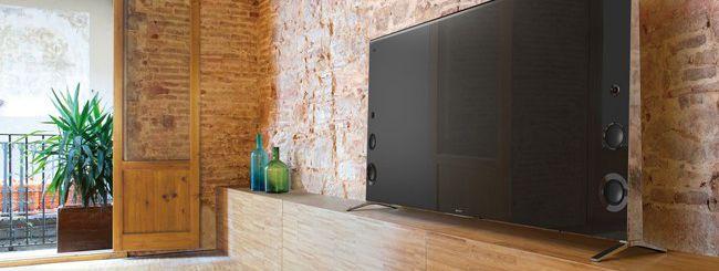 Sony, nuova gamma per TV e macchine fotografiche