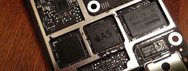 Apple TV non contiene un chip A5X