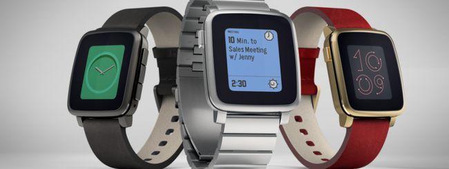 Pebble: Apple Watch non è un orologio