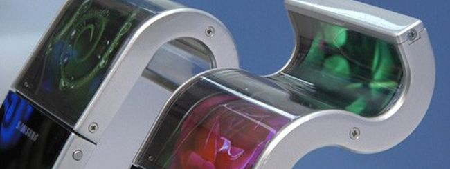 Samsung, smartphone con schermi flessibili in arrivo