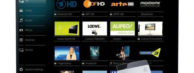 Loewe Individual: nuove Smart TV 3D personalizzabili