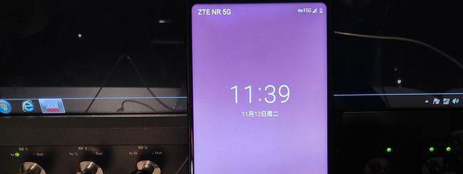 ZTE è pronta al lancio del primo smartphone 5G